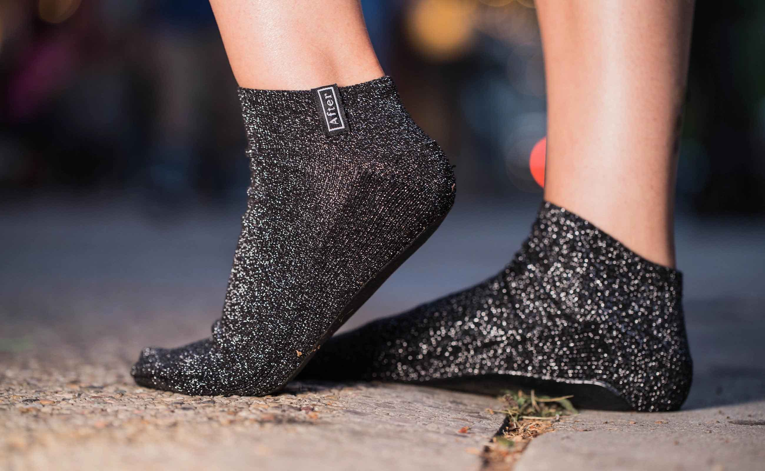Aftersocks Feet Protecting Night Out Socks save your feet on a night out