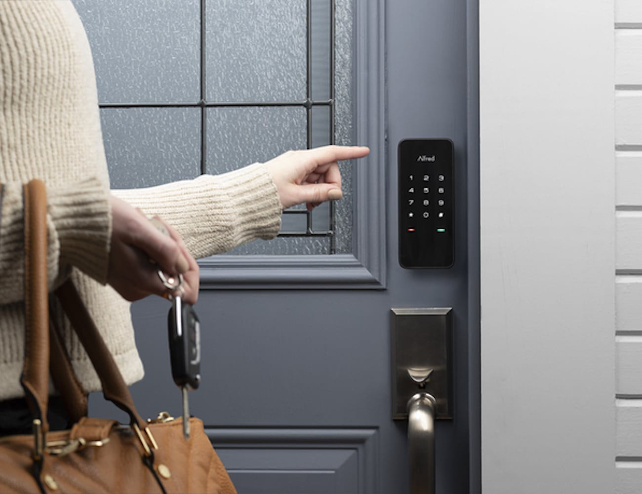 Alfred Smart Touchscreen Home Deadbolt