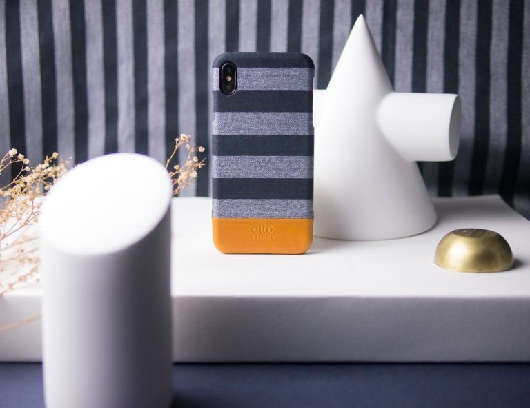 Alto+Denim+Leather+Case+iPhone+XS+Max+Collection+offers+chic+protection+for+your+smartphone