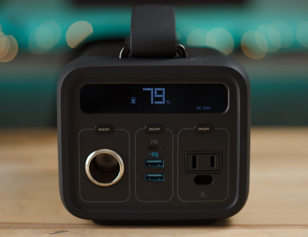 Anker Powerhouse 200 Portable Charging Station