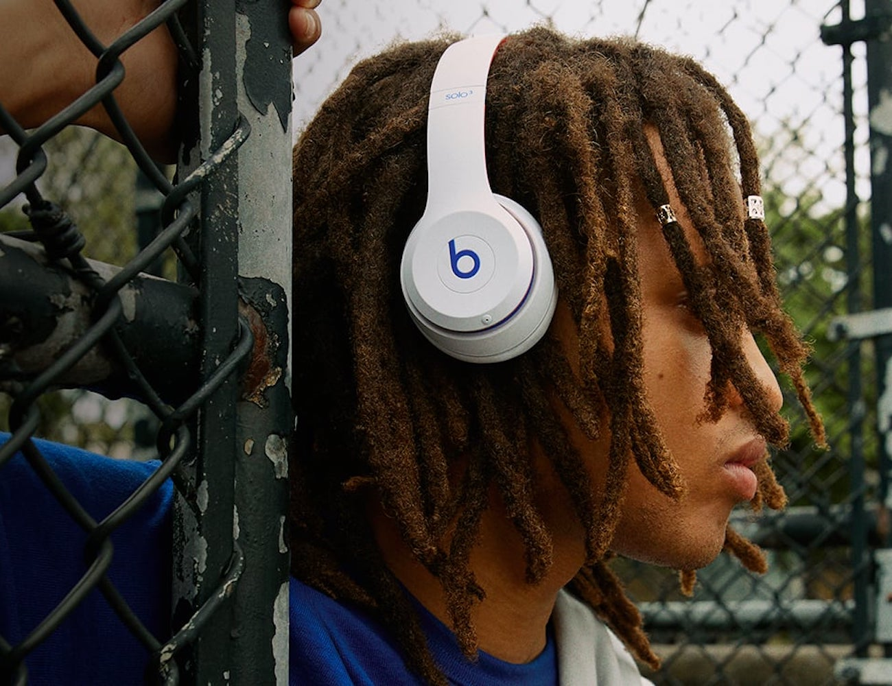 Beats Solo3 Wireless Club Collection On-Ear Headphones offer bold color for a striking look