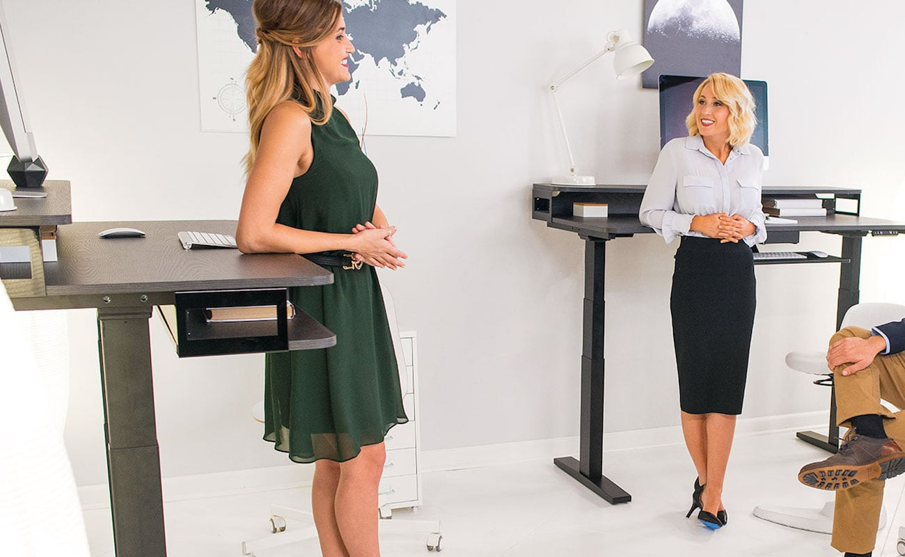 Benefits of standing desk workstations and which one you should buy