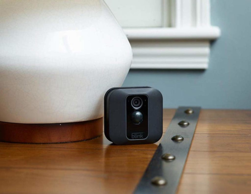 Blink XT2 Indoor/Outdoor Smart Security Camera