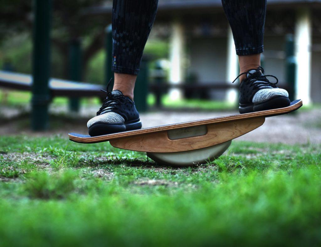 Blue+Planet+Balance+Surfer+Multipurpose+Balance+Board+offers+adjustable+difficulty
