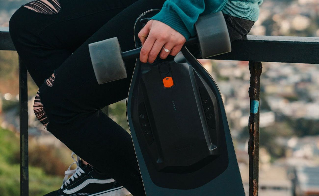 Boosted Stealth High-Performance Electric Longboard has a 14-mile range