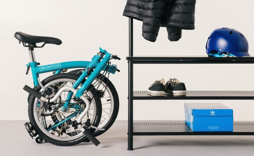 Brompton+B75+City+Folding+Bike+is+a+more+affordable+collapsible+bicycle