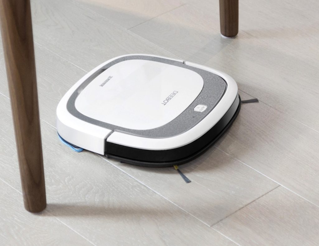 ECOVACS DEEBOT Slim 2 Robotic Vacuum Cleaner