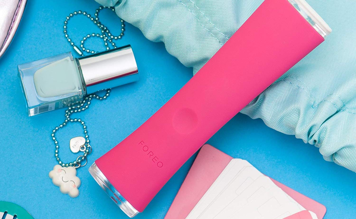 The Foreo Espada Gets At Your Acne Below The Surface