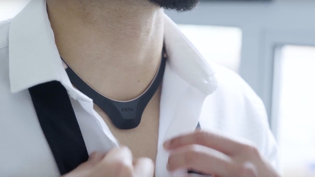 FitTo Vibrating Weight Loss Device keeps your diet in check