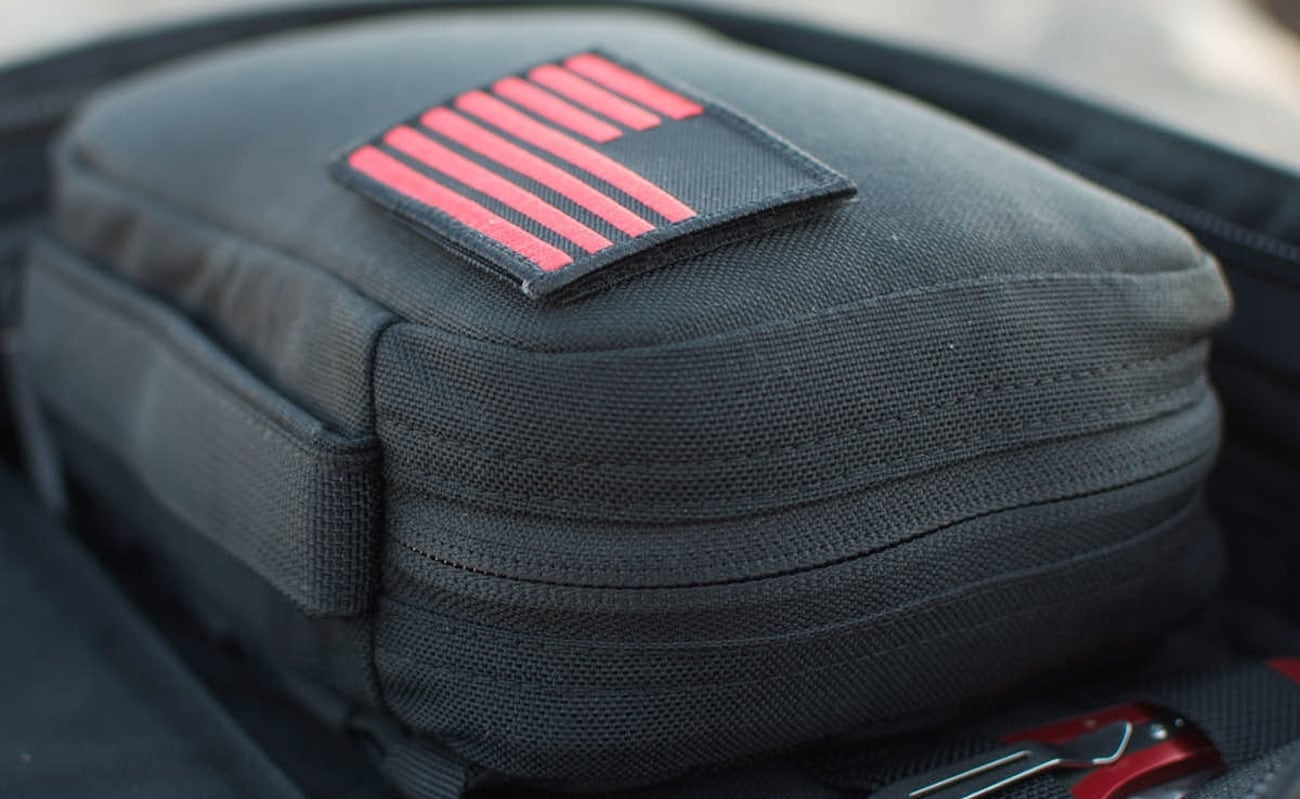 GORUCK GR1 Padded Field Pocket Protective Gear Organizer keeps your most valuable gear safe