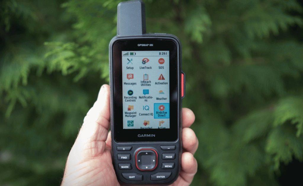 Garmin+GPSMAP+66i+GPS+Handheld+Satellite+Communicator+helps+you+stay+safe