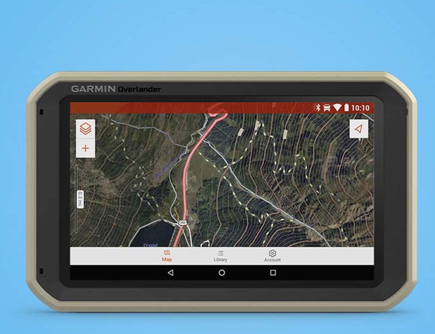 Garmin Overlander Off Road GPS