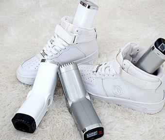 HomeCera+3-in-1+Cordless+Shoe+Deodorizer