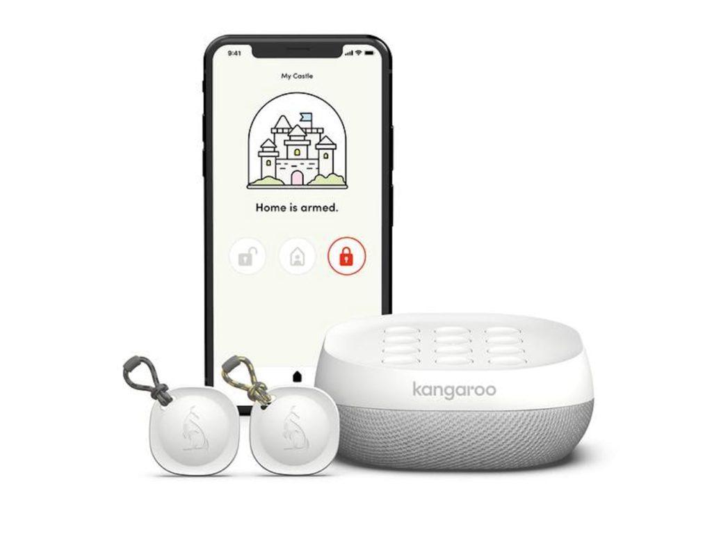 Kangaroo Siren Smart Keypad Alarm