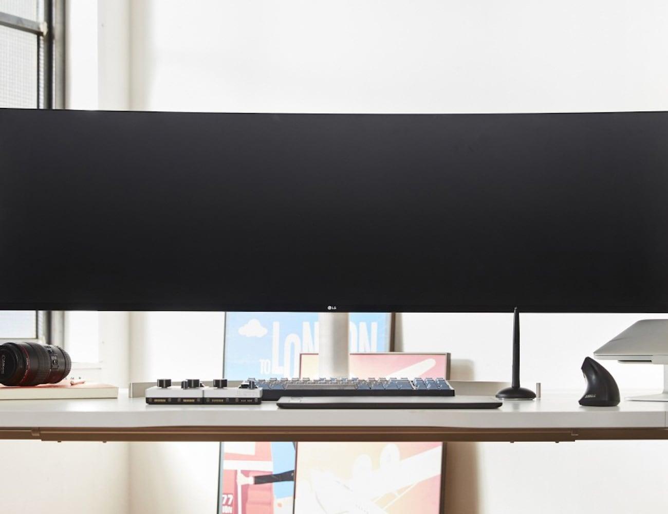 LG UltraWide 49-Inch Monitor