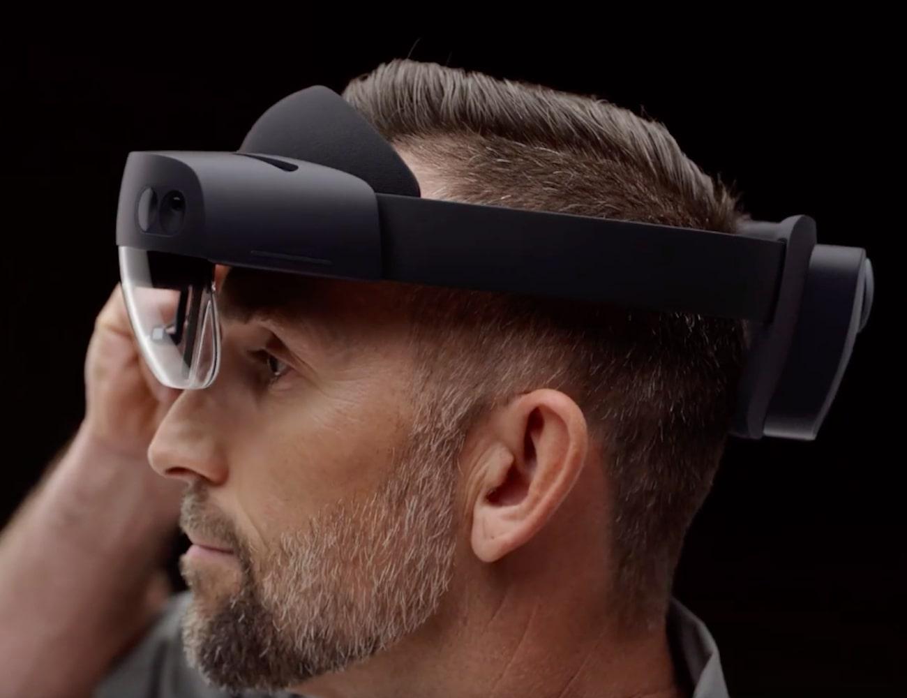 Microsoft HoloLens 2 Advanced Mixed Reality Headset