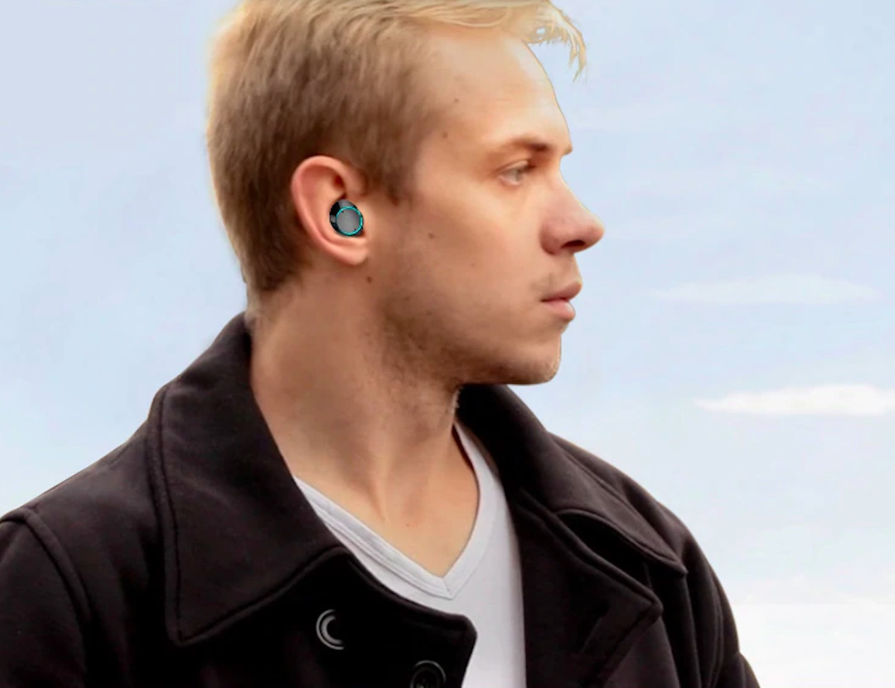 Mifa X1 Twin Stereo Wireless Earbuds give you great audio on the go