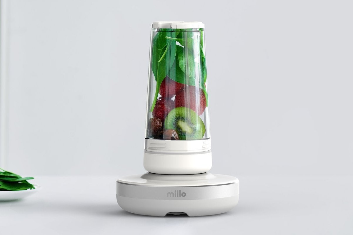Millo Smoothie-Specific Blender is completely silent