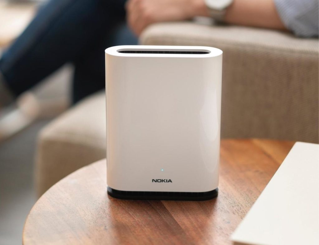 Nokia+WiFi+Beacon+1+Home+Wi-Fi+Coverage+Extender+replaces+your+current+router