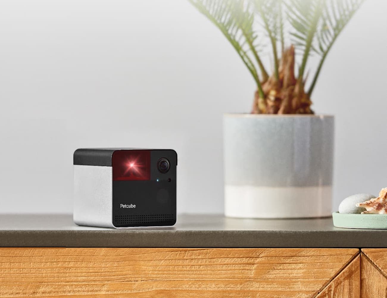 Petcube Play 2 Interactive Laser Pet Camera lets you play with your furry friend from anywhere