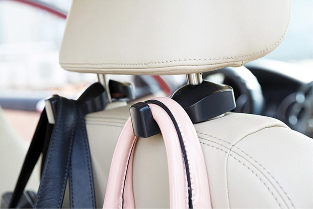 Portable Car Seat Hook Organizer