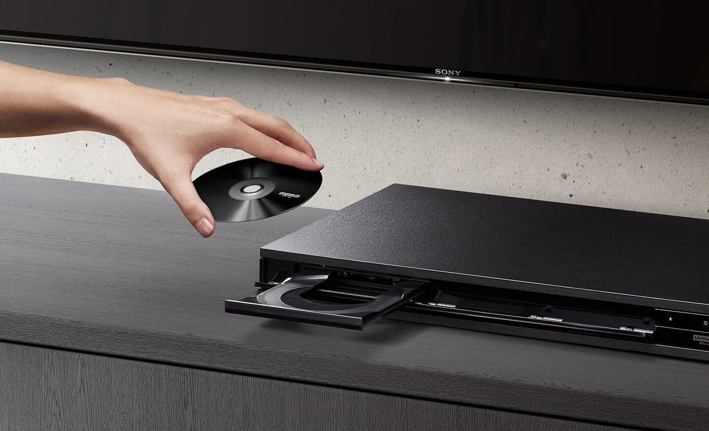 Sony UBP-X1100ES 4K UHD Blu-ray Player brings the movie theater to your living room