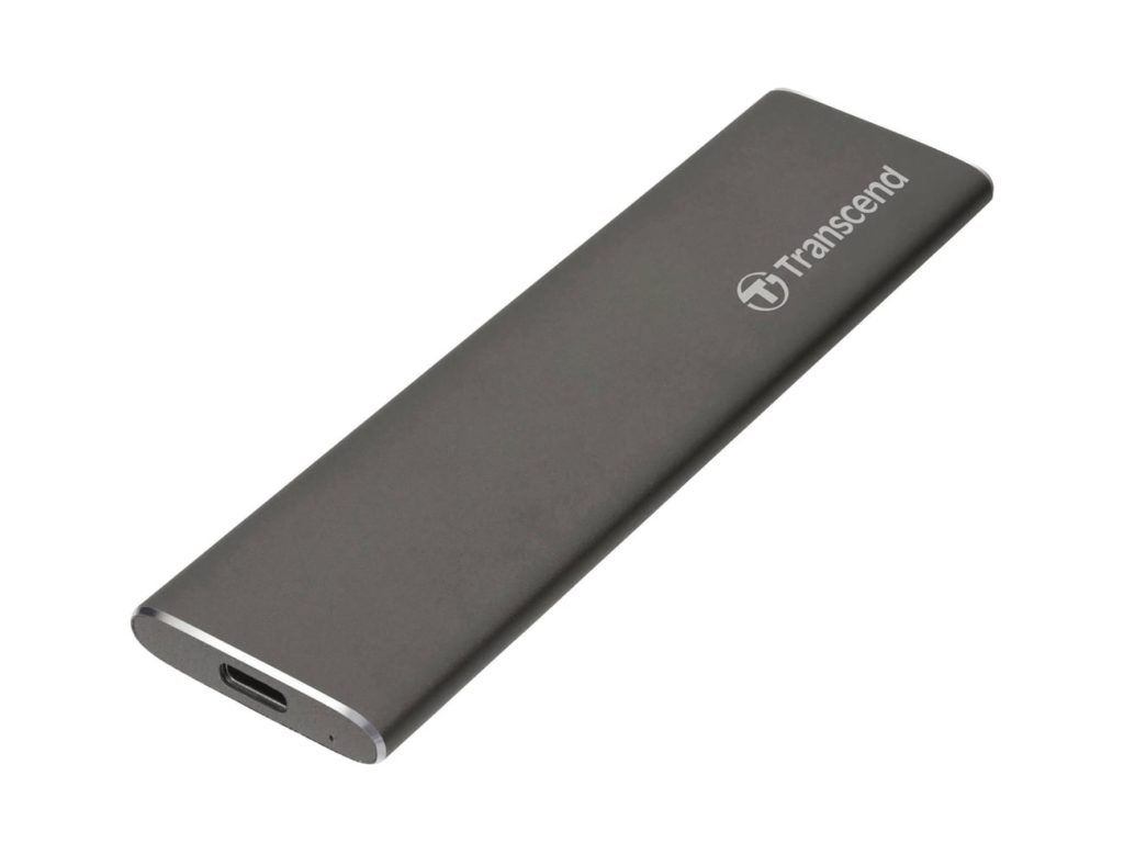 Transcend ESD250C Sleek Portable SSD