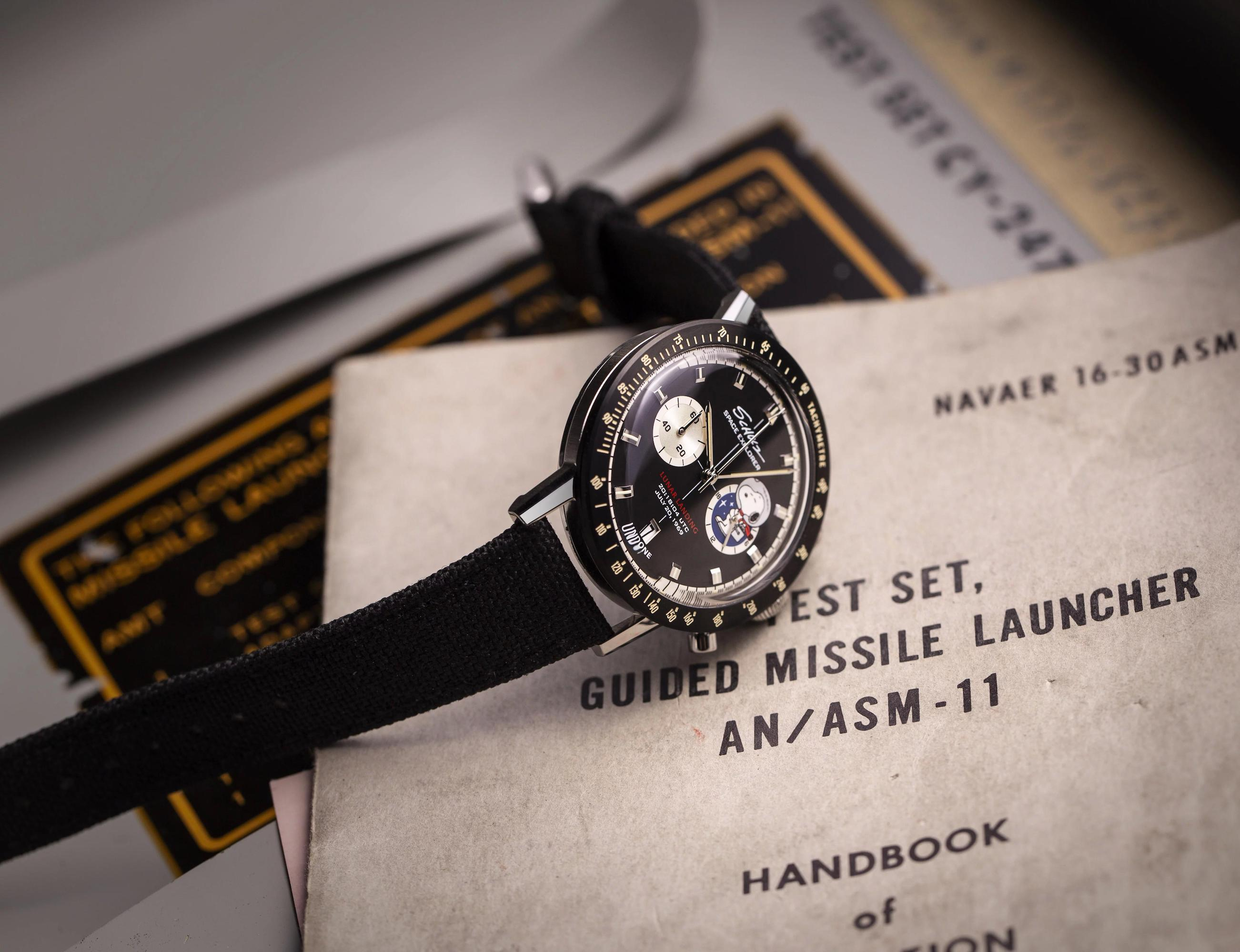 apollo 11 space mission watch - photo #39