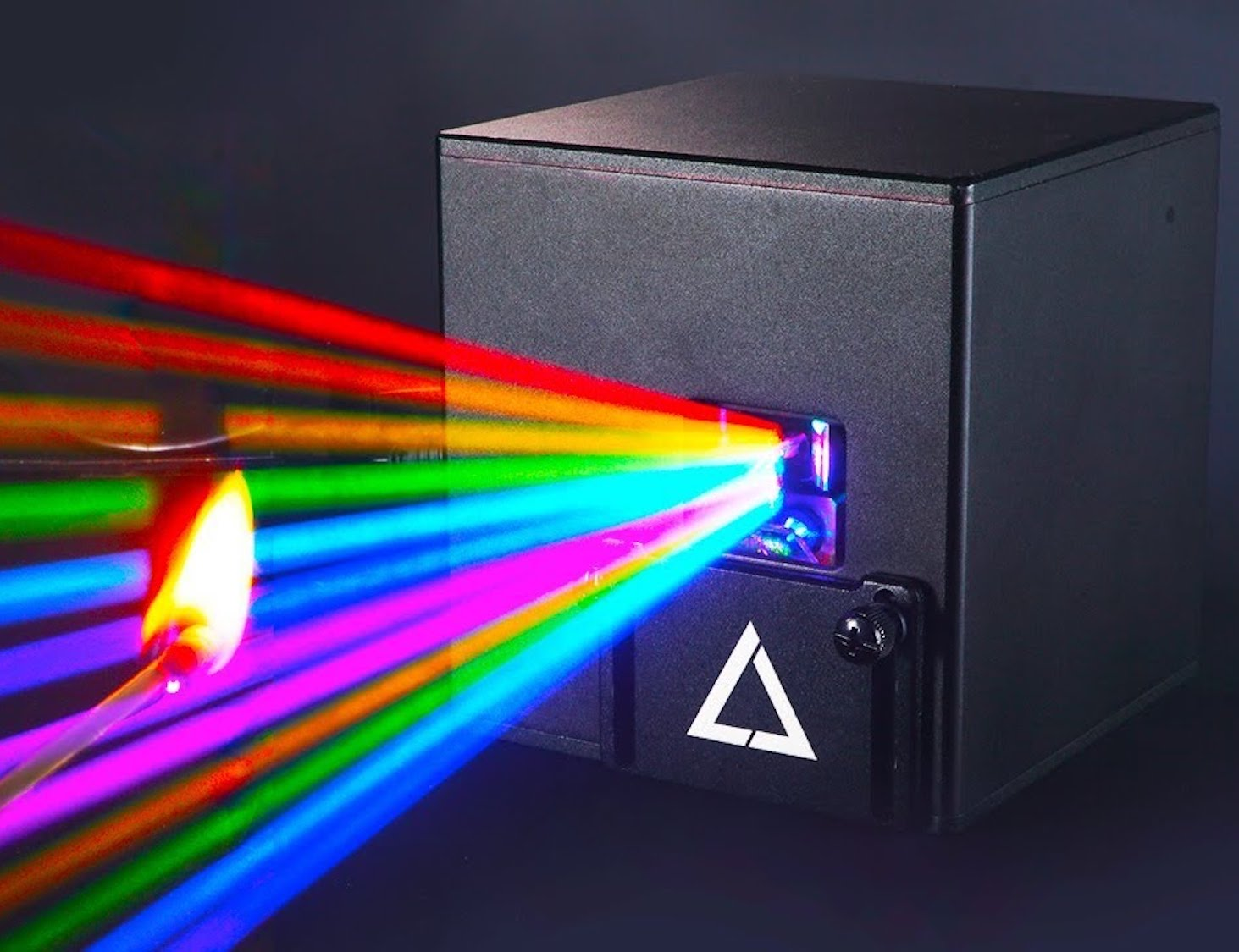 Wicked Lasers LaserCube Laser Projector lets you put on a light show in your house