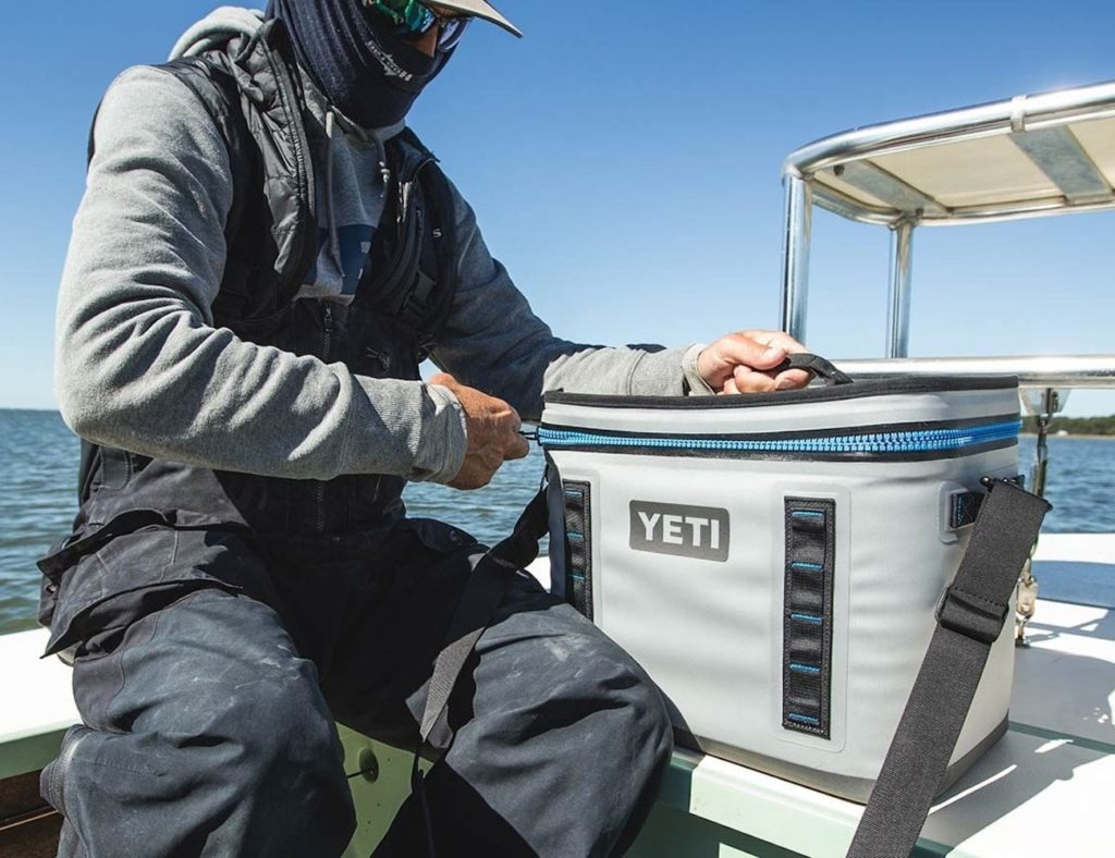 YETI Hopper Flip Portable Soft Cooler