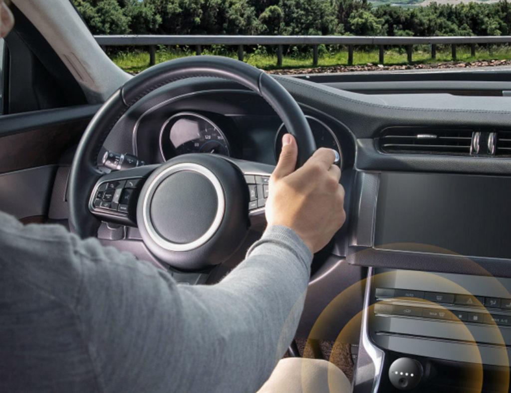 Anker Roav Bolt Google Assistant Car Device