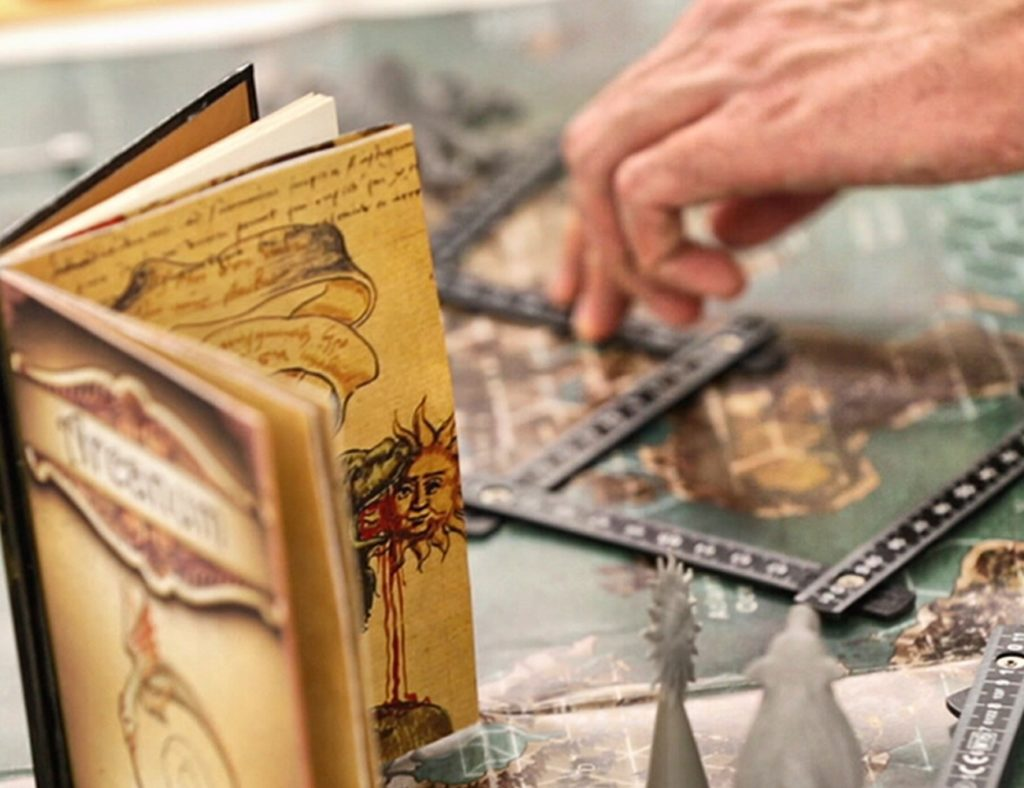 The best board games for adults who love to play - Enigma Box 03