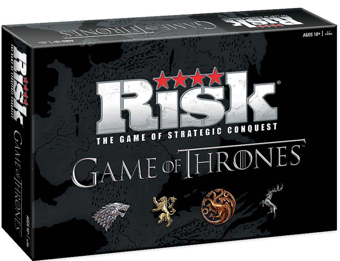 The best board games for adults who love to play - Risk 03