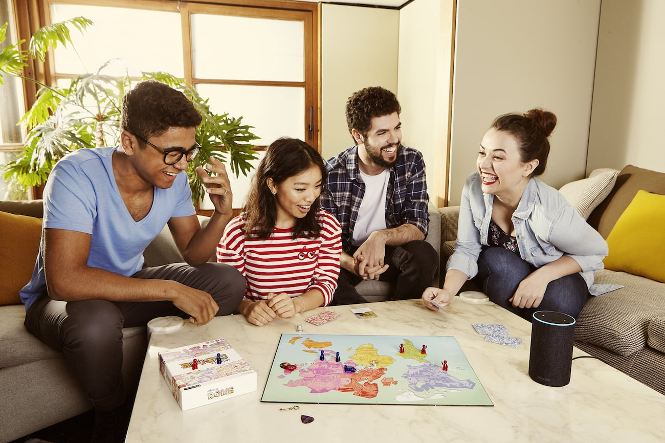 The best board games for adults who love to play - When In Rome 03
