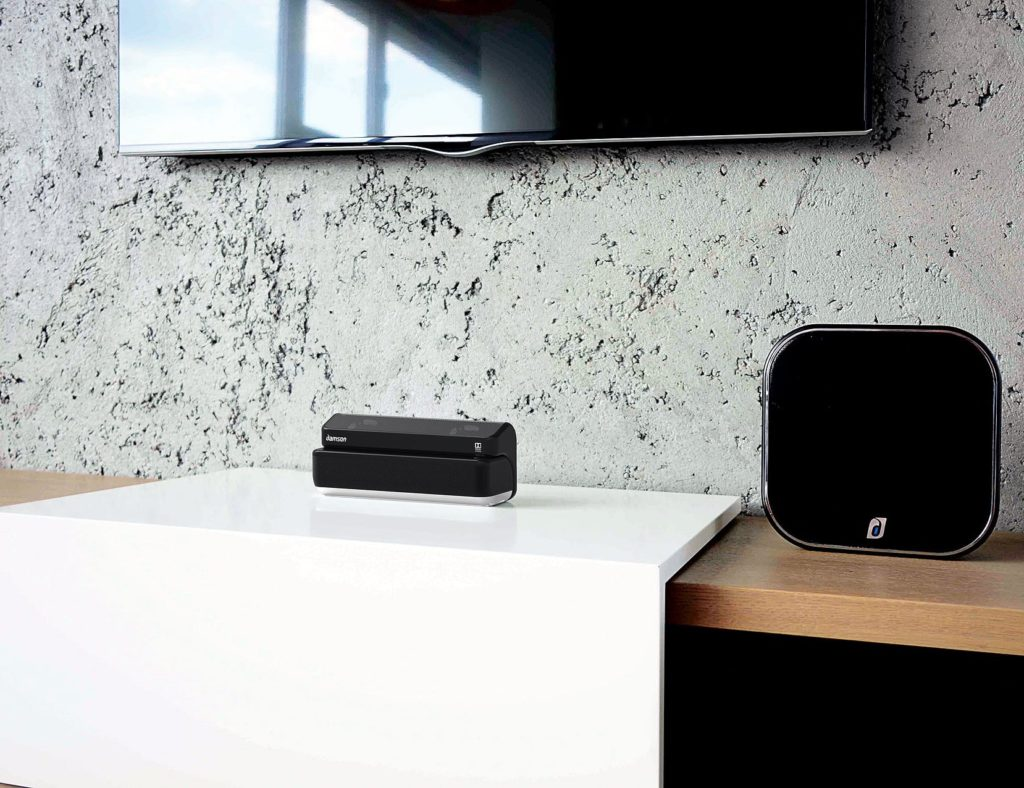 How to create the best home speaker system in your living room - Damson 01