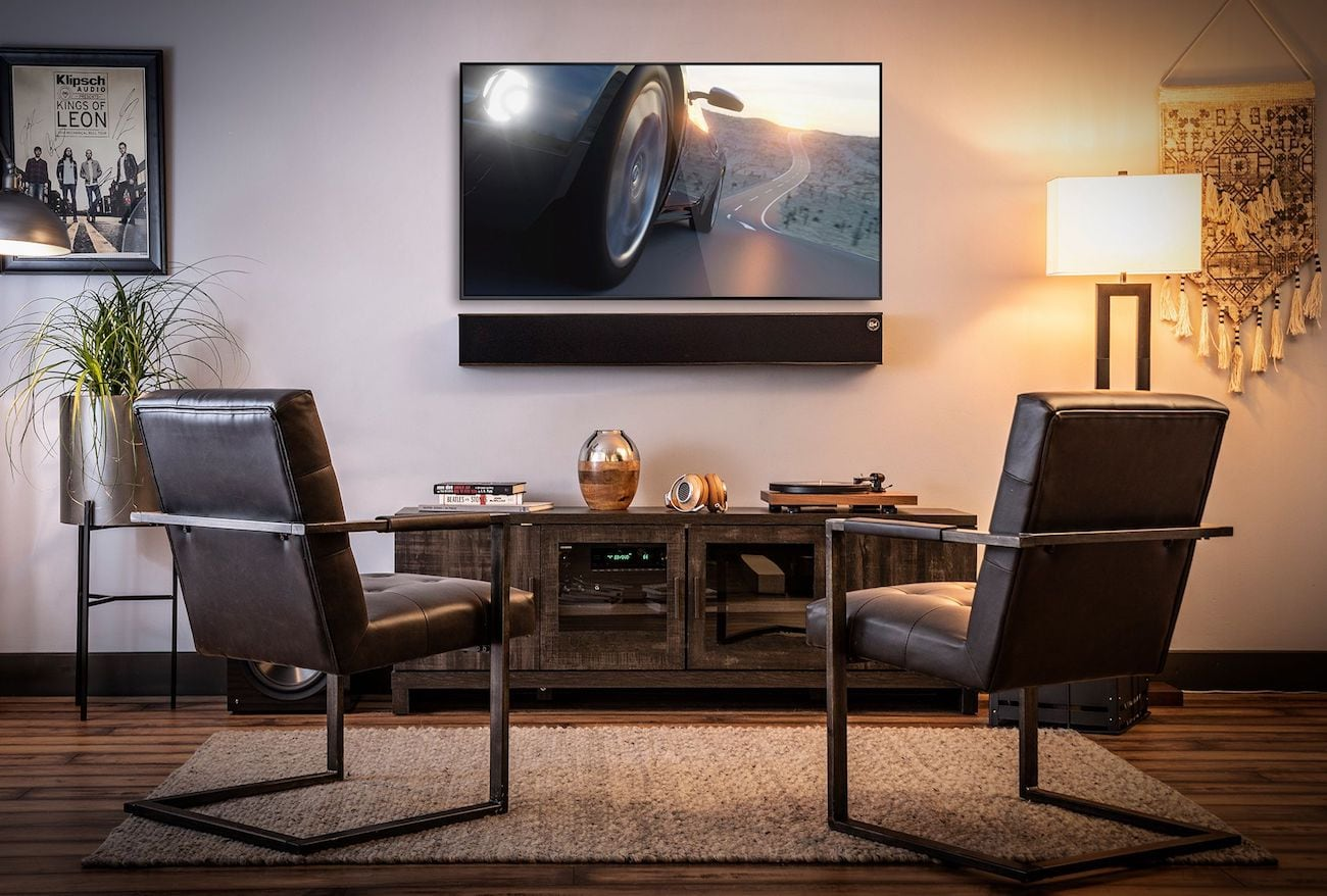 How to create the best home speaker system in your living room - Klipsch Heritage 03