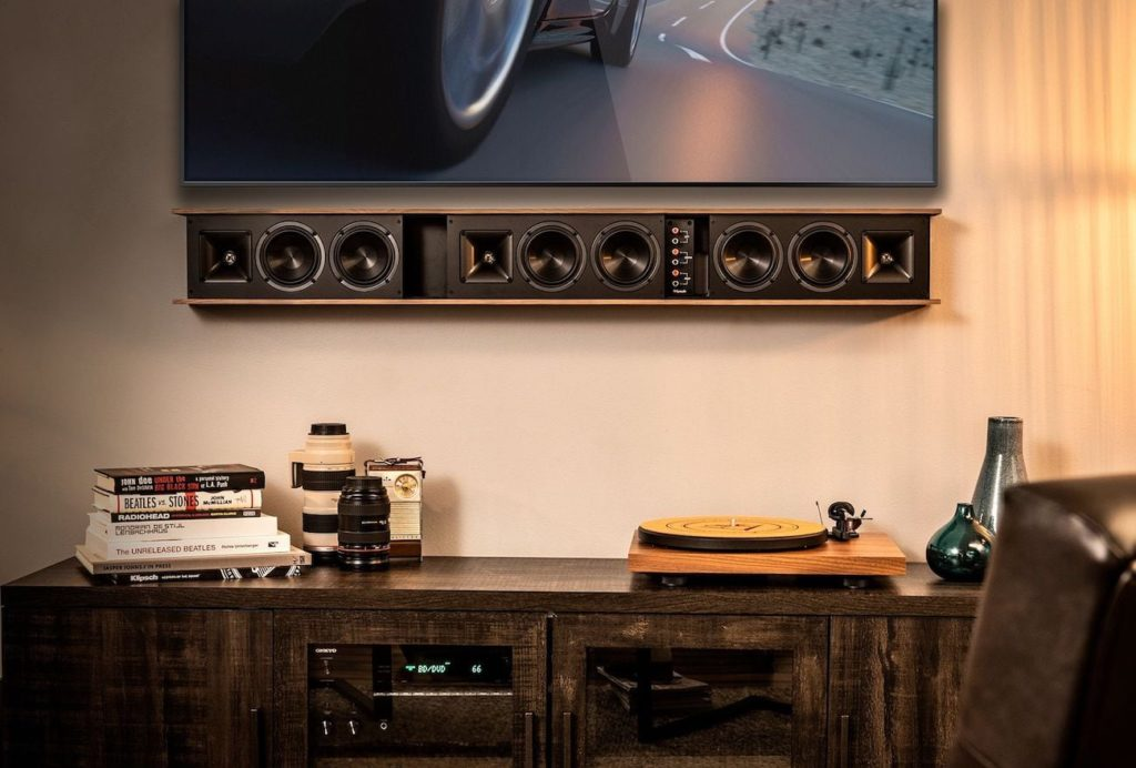 How to create the best home speaker system in your living room - Klipsch Heritage 02
