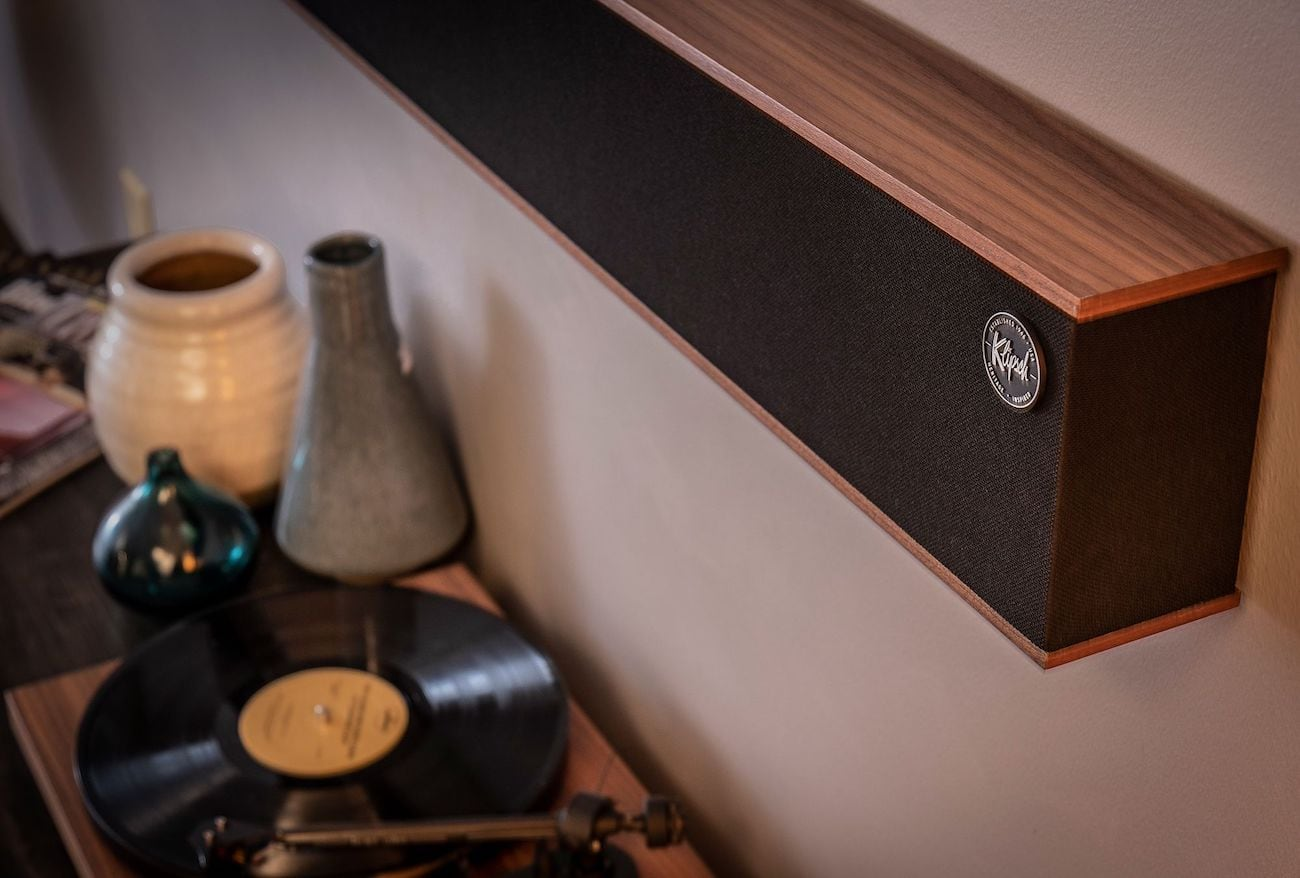 How to create the best home speaker system in your living room - Klipsch Heritage 0