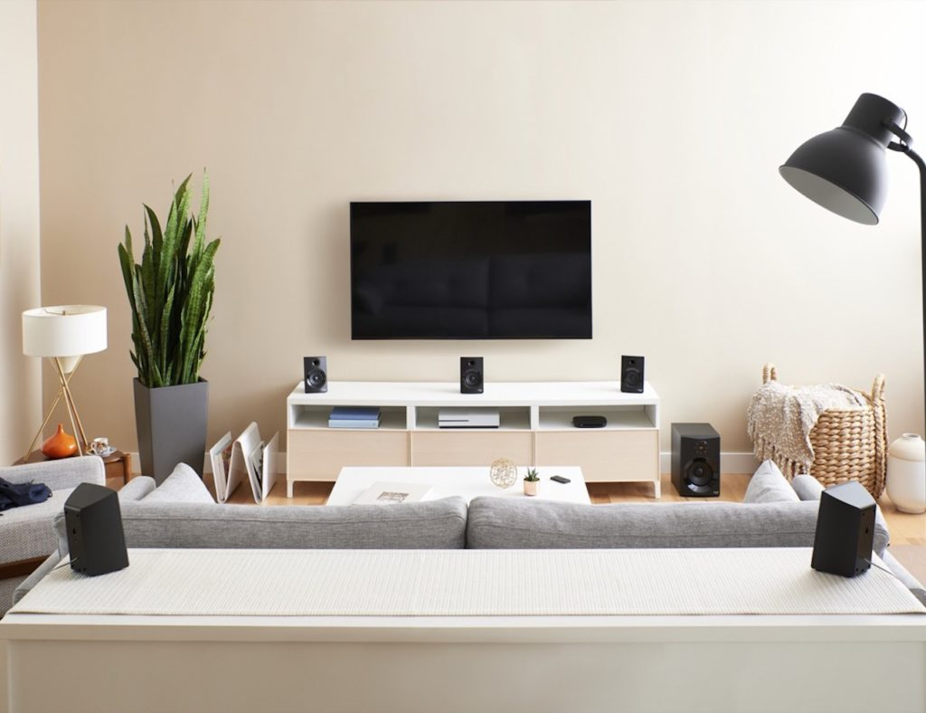 How To Create The Best Home Speaker System For Your Living
