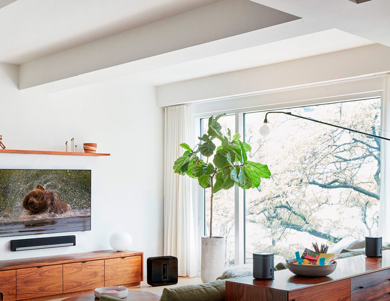 How to create the best home speaker system in your living room - Sonos 02