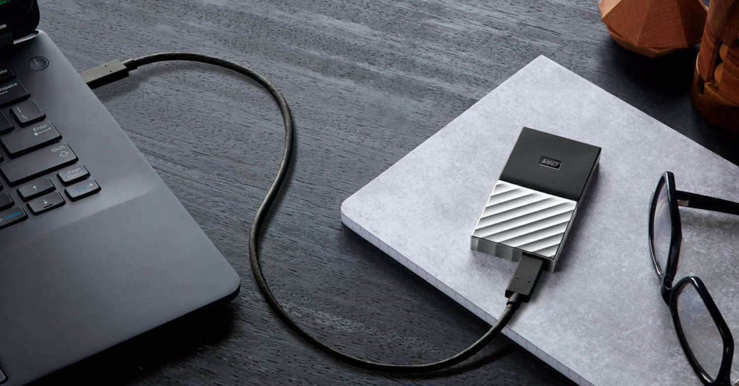 The best portable SSDs and hard drives for creatives and digital nomads