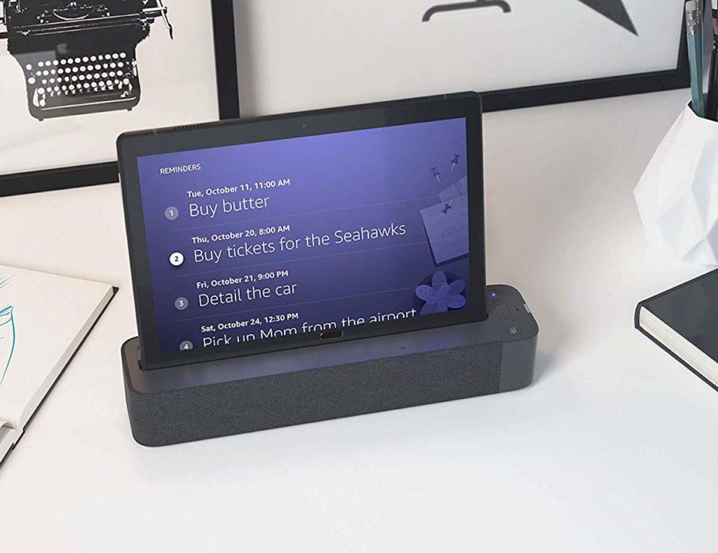 The best smart home hub for Alexa - Lenovo Smart Tab P10 01
