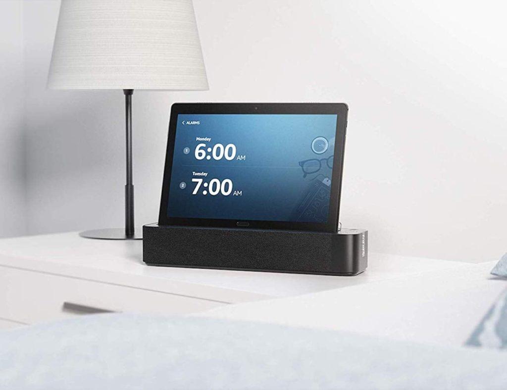 The best smart home hub for Alexa - Lenovo Smart Tab P10 03