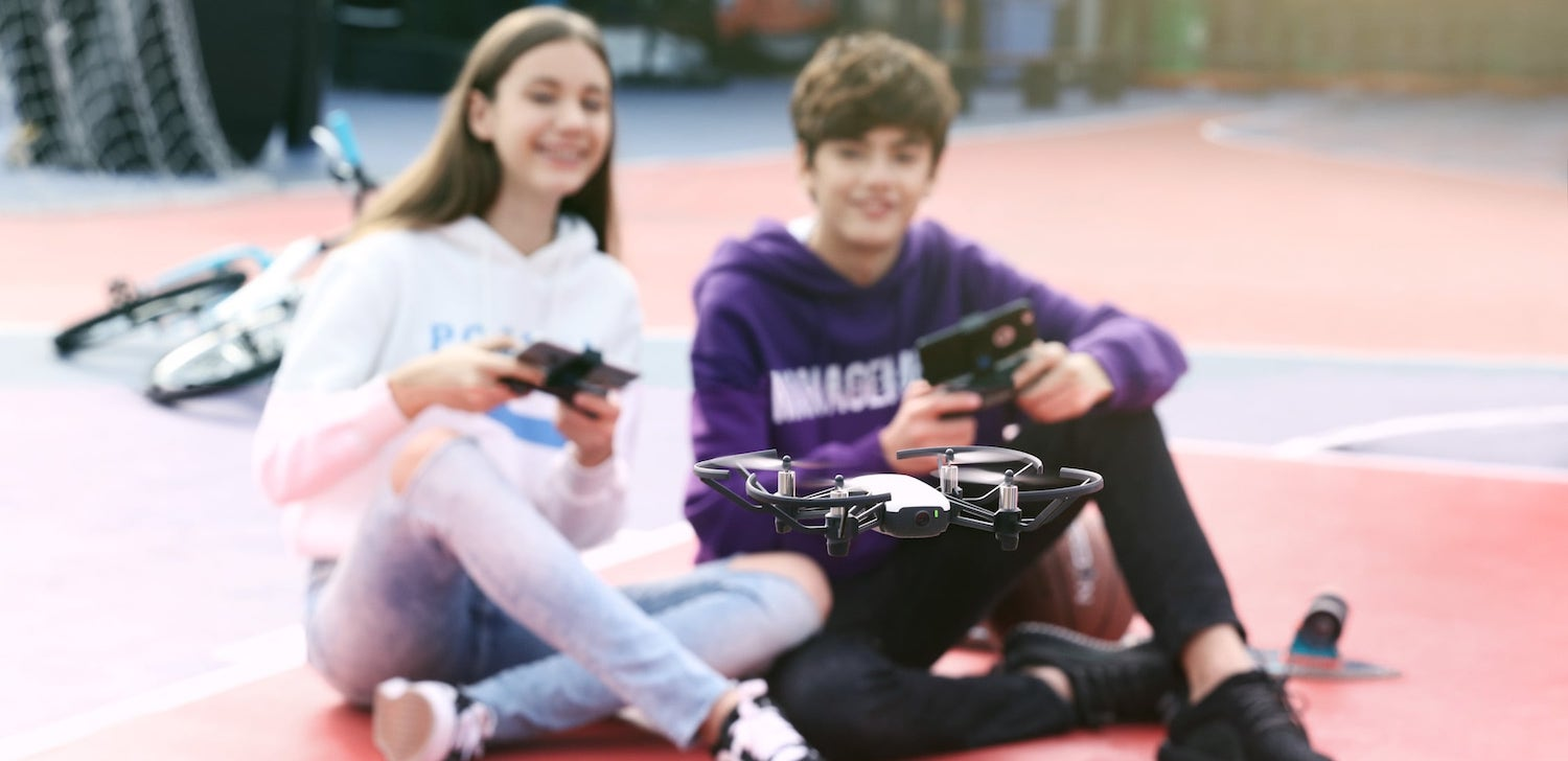 7 Compact and affordable drones for kids