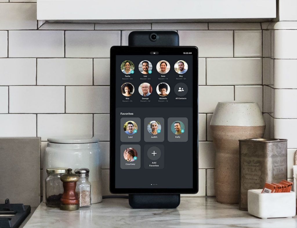 Facebook Portal+ Video Calling Device