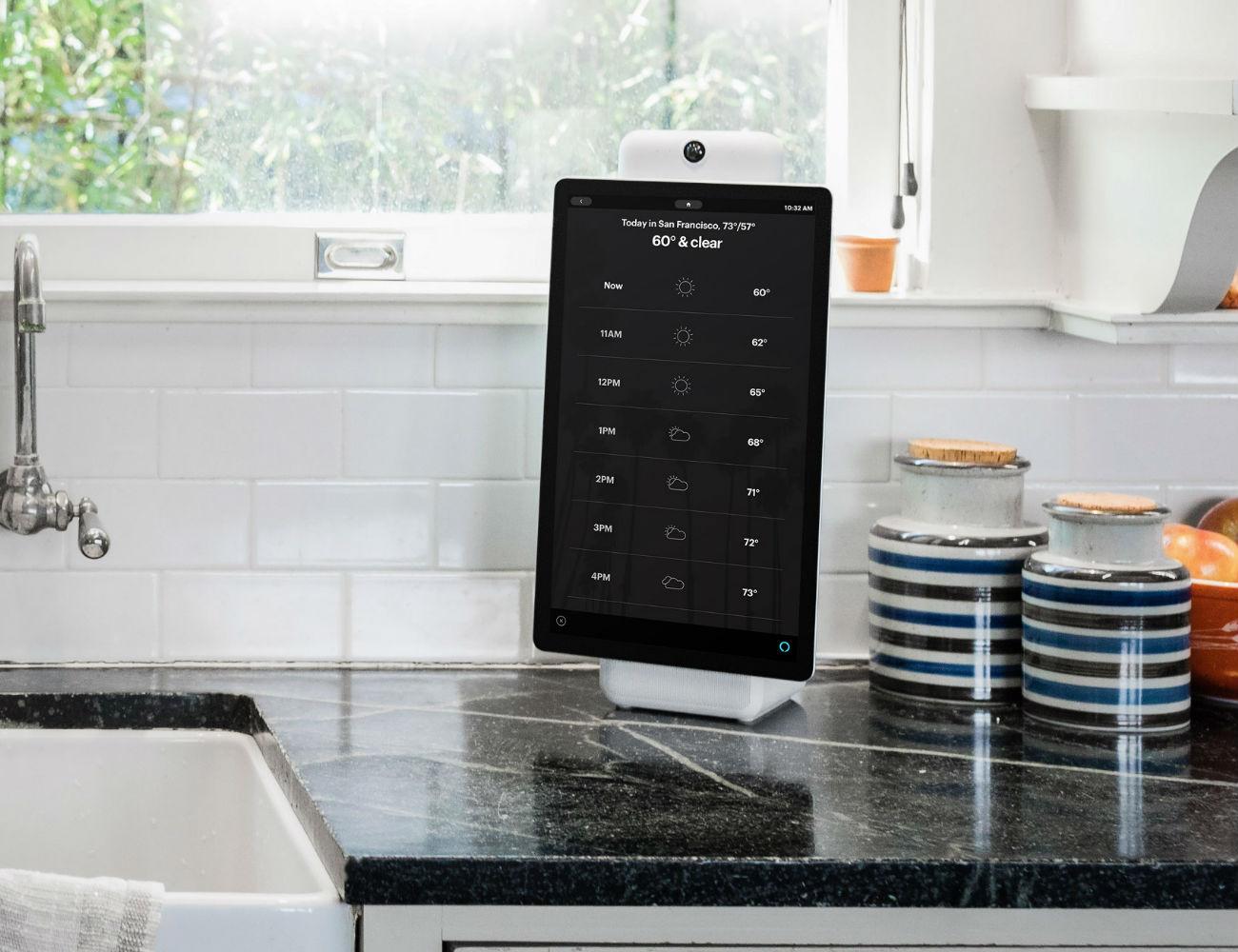 Facebook Portal+ Video Calling Device