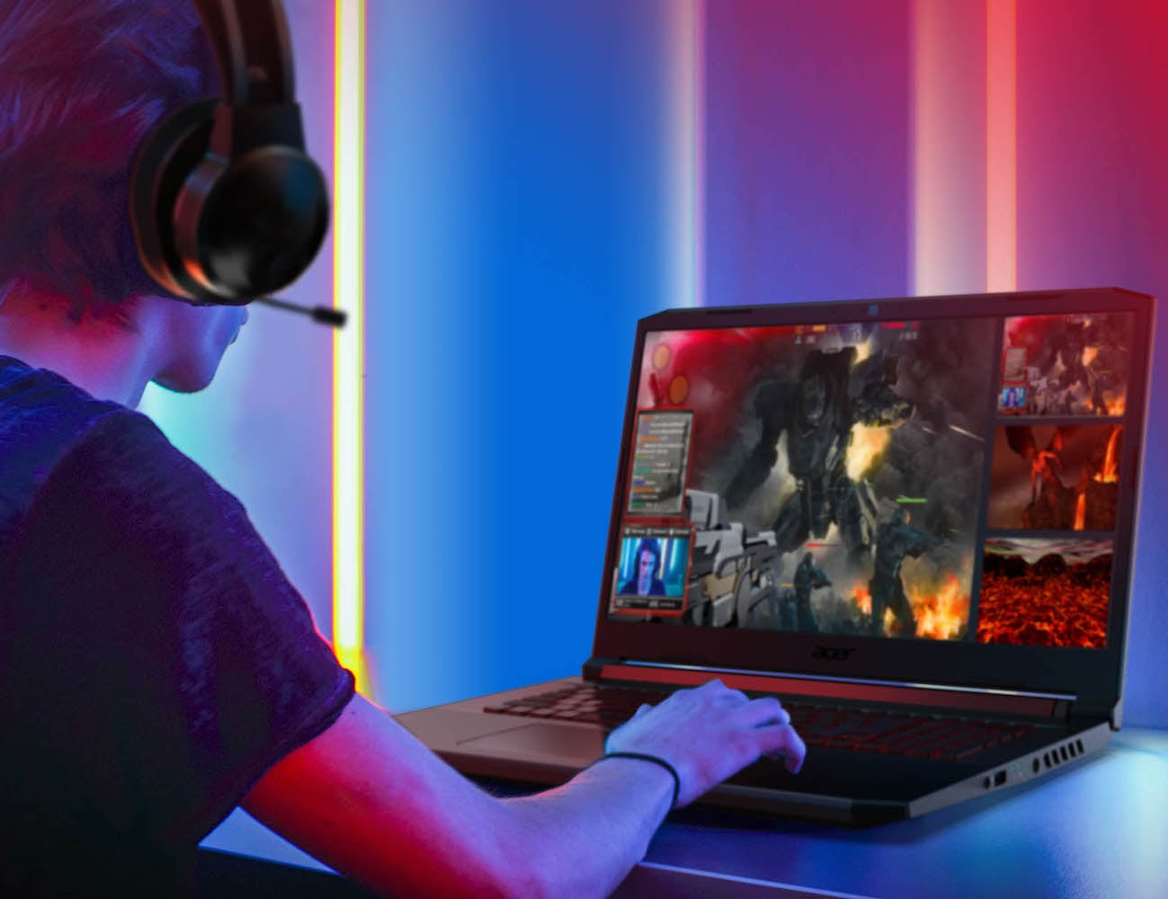 8 Gaming laptops worthy of taking you to the next level - Acer Nitro 5 0