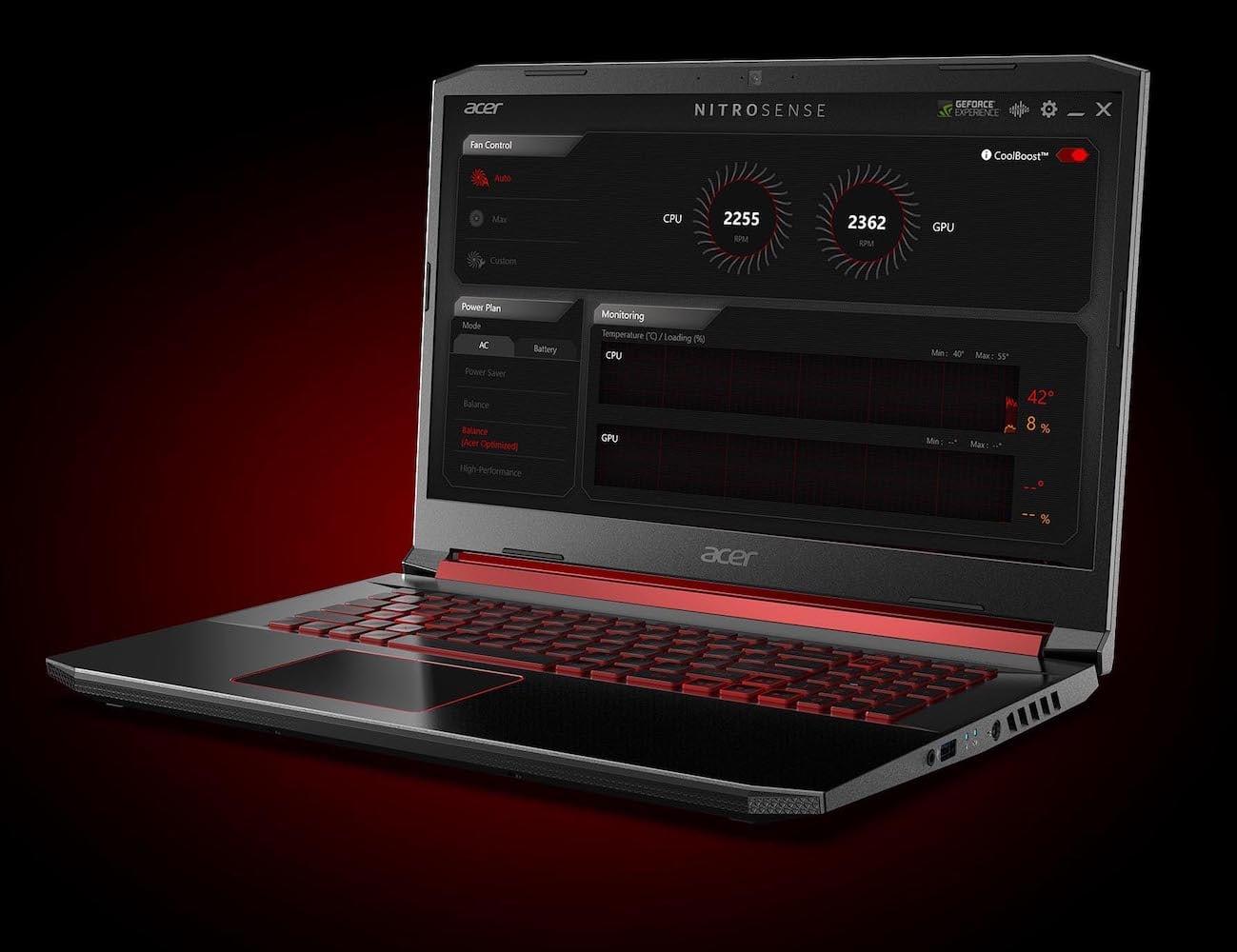 8 Gaming laptops worthy of taking you to the next level - Acer Nitro 5 01