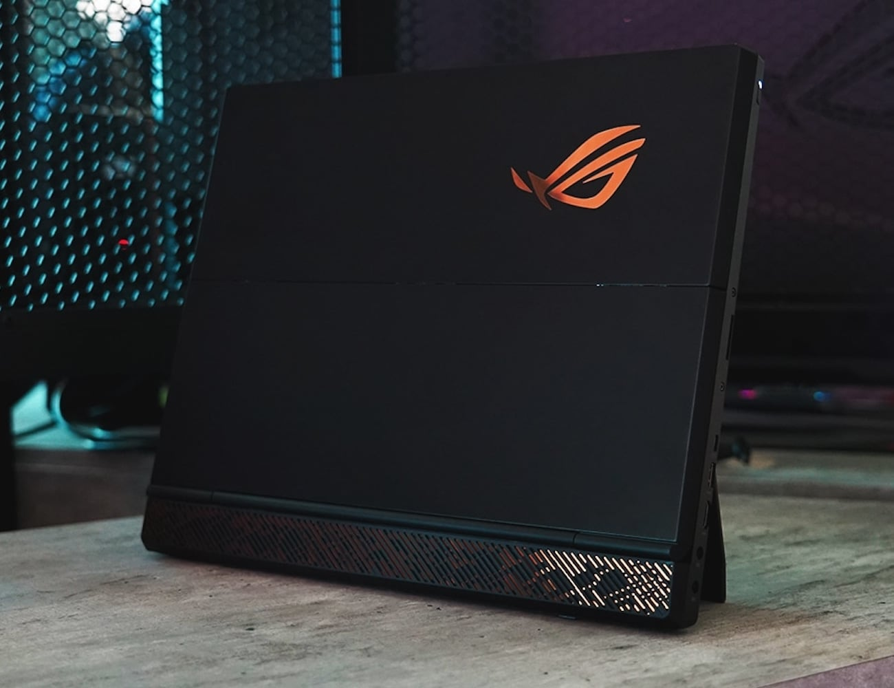 8 Gaming laptops worthy of taking you to the next level - Asus ROG Mothership 01