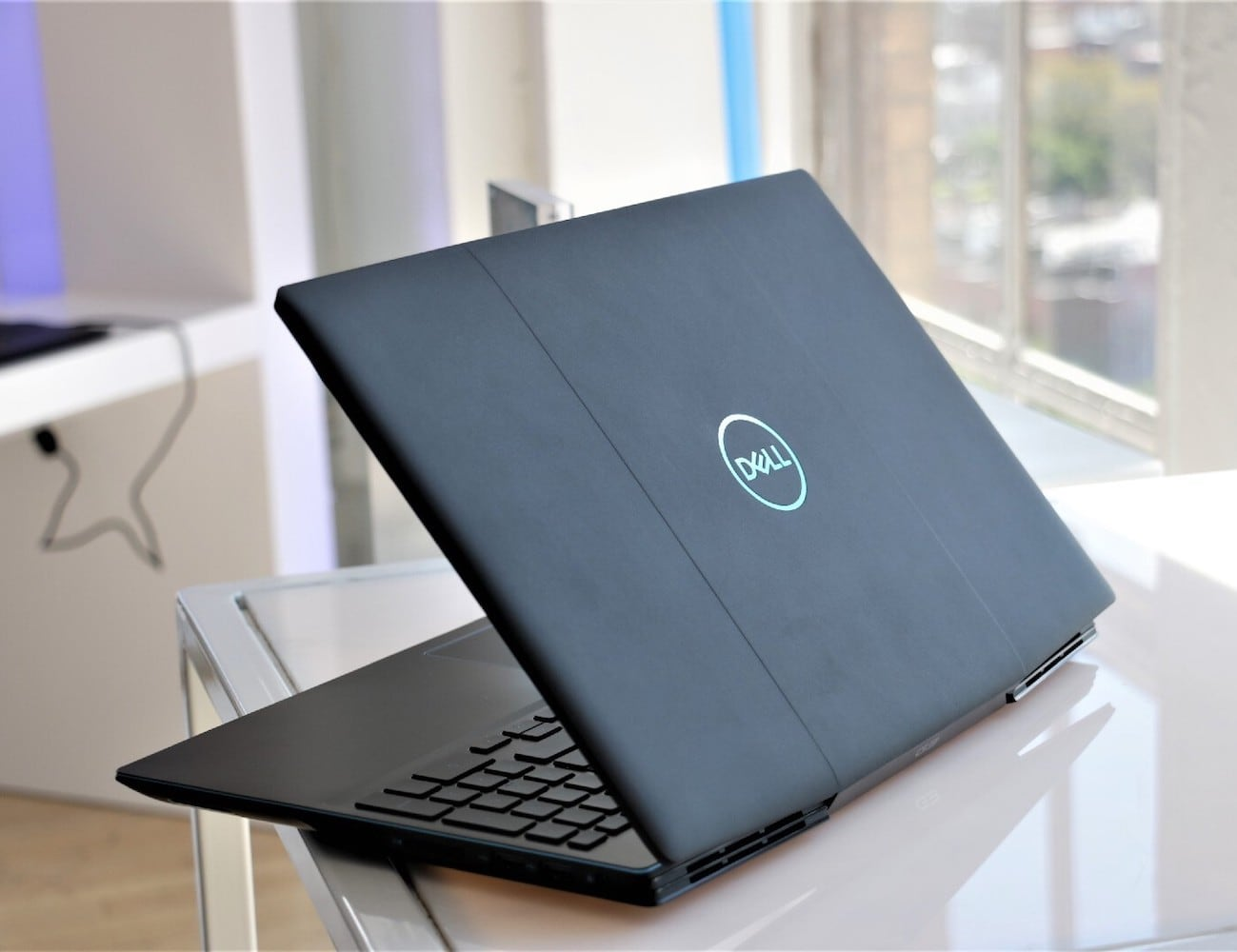 8 Gaming laptops worthy of taking you to the next level - Dell G3 01